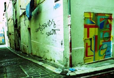 SEMAINE 8 - La libellule déambule dans la vieille Marseille